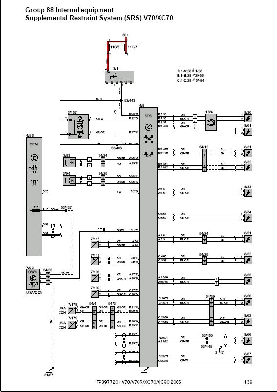2007 volvo s60 radio wiring diagram