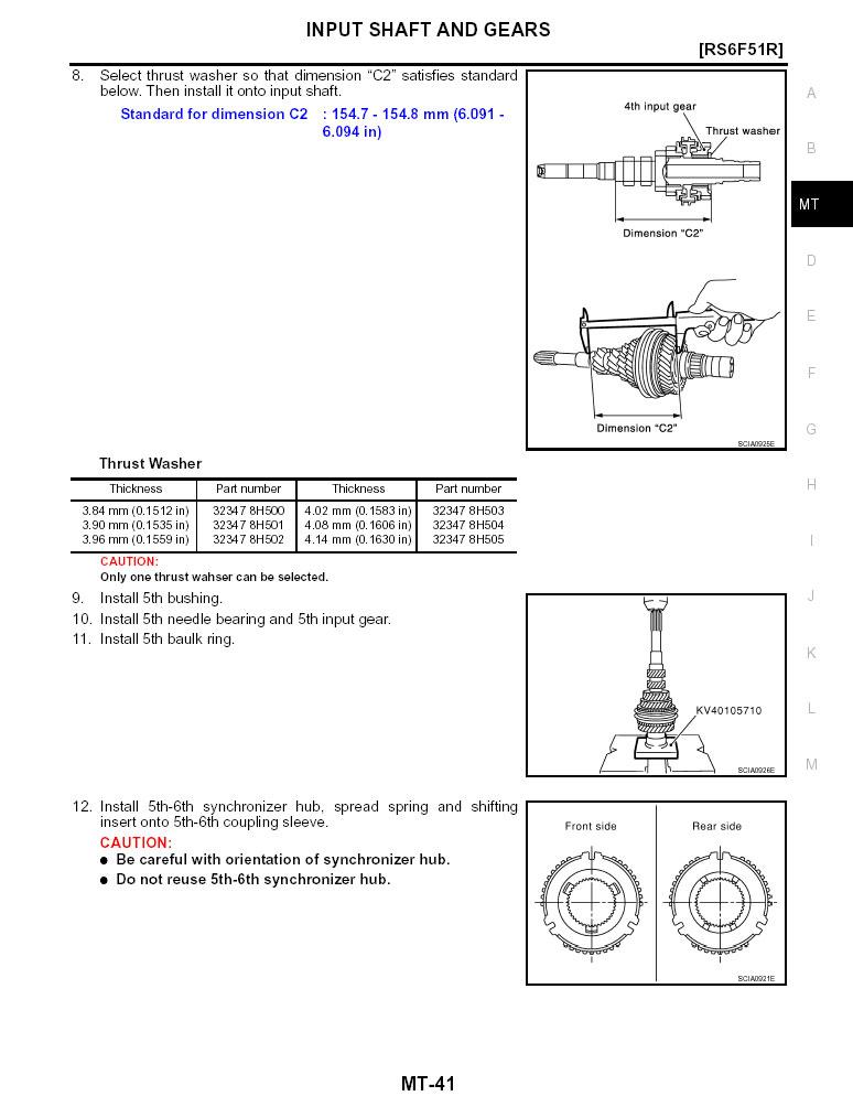 nissan teana j32. руководство по ремонту и обслуживанию.rar скачать
